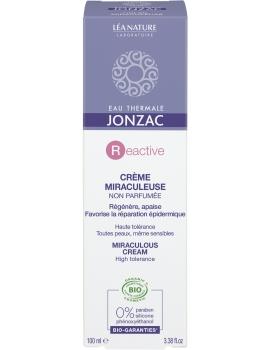 Crème miraculeuse 100 ml Eau Thermale de Jonzac - cosmétique biologique
