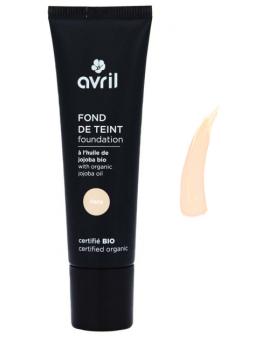 Fond de teint Clair 30ml Avril Beauté - maquillage bio du visage