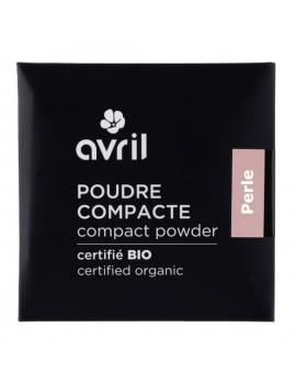 Poudre compacte Claire 7 gr Avril Beauté - maquillage bio pour le visage