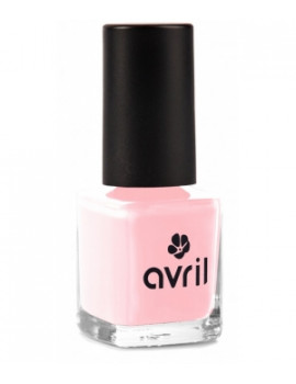 Vernis à ongles French Rose n°88 7ml Avril Beauté - maquillage bio pour les ongles