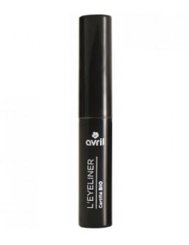 Eye liner noir 3,5ml Avril Beauté - produit de maquillage bio pour les yeux