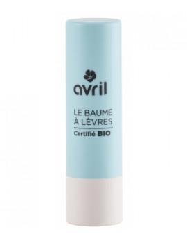 Avril Beauté Baume à lèvres Bio Beurre de karité Huile de Macadamia 4 ml - soin bio pour les lèvres