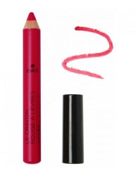 Avril beauté Crayon à rouge à lèvres Jumbo Griotte 2 gr - maquillage bio pour les lèvres