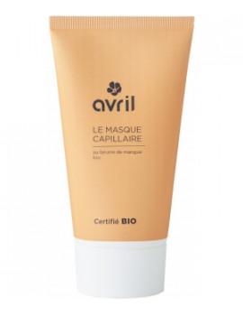 Masque capillaire au Beurre de Mangue 150 ml Avril Beauté - soin réparateur capillaire bio