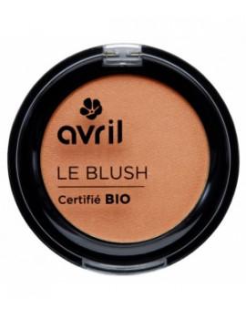 Avril Beauté Blush pêche rosé 2,5 gr - maquillage bio pour le visage