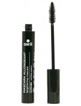 Mascara marron volume ultra longue tenue 9ml Avril Beauté - maquillage bio pour les yeux