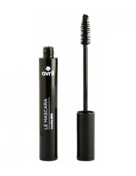 Mascara noir volume noir 10 ml Avril Beauté - produit de maquillage biologique