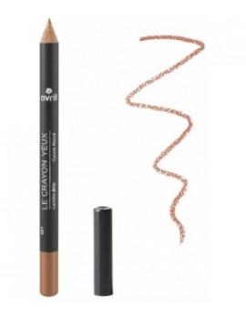 Crayon contour des yeux Cuivre nacré  1g Avril Beauté - produit de maquillage biologique