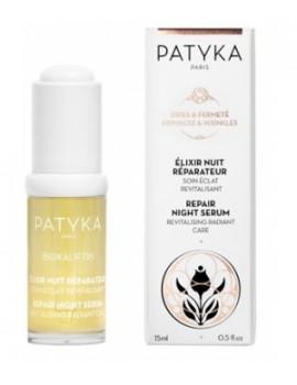 Elixir réparateur Nuit 15 ml Patyka - cosmétique biologique