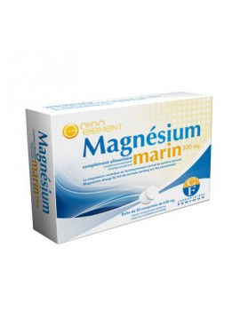 Magnesium Marin 300 mg 30 comprimés laboratoires Fenioux - complément alimentaire