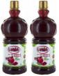 Jus de Grenade bio Premium 100% pur jus lot de 2 litres VAIA