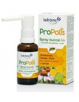 Spray buccal Propolis Sauge 30 ml Ladrôme