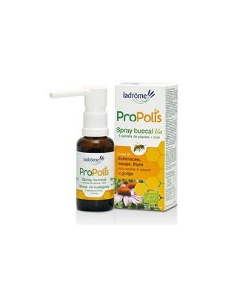 Spray buccal Propolis Sauge 30 ml Ladrôme