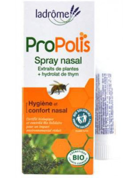 Spray nasal Propolis Echinacea 30 ml + stick nez OFFERT lot promo Ladrôme