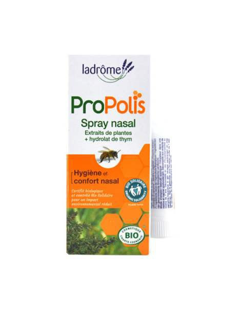 Spray nasal Propolis Echinacea 30 ml + stick nez OFFERT lot promo Ladrôme