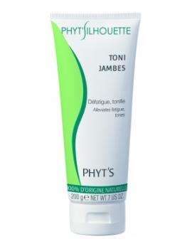 Toni-jambes Crème décongestionnante 200 gr Phyt's - cosmétique biologique