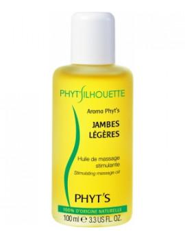 Aroma Phyt's Jambes Légères Huile de massage stimulante 100ml Phyt's - cosmétique biologique abcbeauté