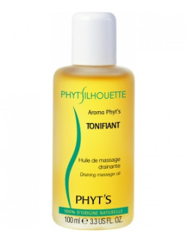 Aroma Phyt's Tonifiant huile de massage 100 ml Phyt's