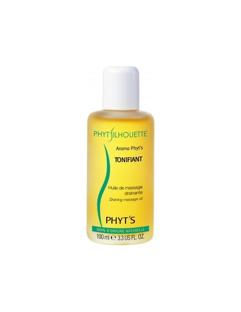 Aroma Phyt's Tonifiant huile de massage 100 ml Phyt's - cosmétique biologique abcbeauté