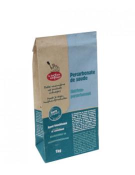 Percarbonate de soude 1 kg Droguerie Ecologique - produit de nettoyage ménager