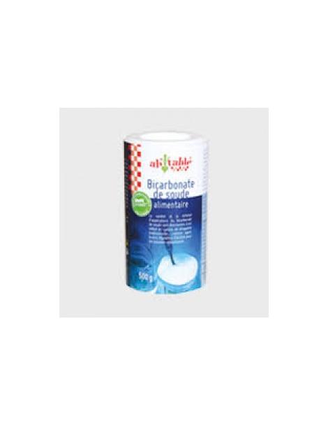 Bicarbonate de soude alimentaire  500g Droguerie Ecologique - produit de soin et agent alimentaire de cuisine