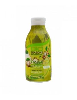 Gel douche au Thé vert 300 ml Bio Seasons