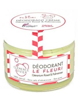 Baume déodorant Le Fleuri 50 gr Clémence et Vivien