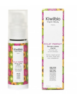 Eclat Parfait Sérum crème clarté 30 ml Kiwii Bio