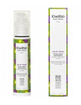 Jolie peau Crème détox hydratation 50 ml Kiwii Bio