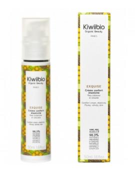 Exquise crème confort élasticité  50ml Kiwii Bio - crème anti-âge bio abcbeauté