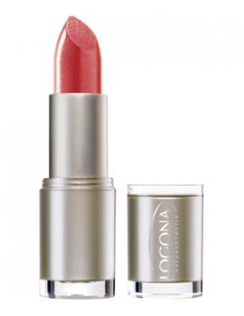 Rouge à lèvres n°3 Strawberry 4.4g Logona - rouge à lèvres bio et vegan abcbeauté