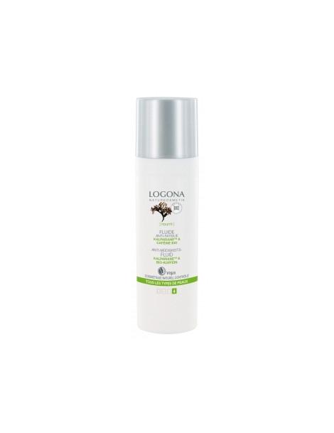 Fluide antifatigue Kalpariane et caféine 30 ml Logona - cosmétique bio abcbeauté