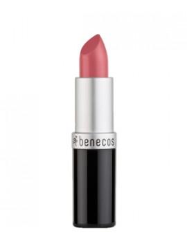 Rouge à lèvres First Love 4,5 gr Benecos - produit de maquillage bio