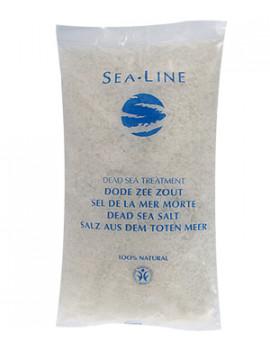 abcbeauté Sel de la Mer morte 1 kg Sealine - soin de bain pour le corps