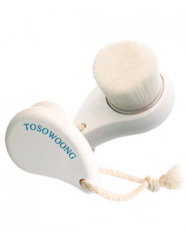 Brosse de nettoyage du visage Détail Pore Clean Brush 1 unité Tosowoong - accessoire de beauté