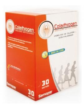 Colarthrogen 30 sachets de 10 gr collagène marin Samopar - nourrir son organisme en acides aminés restructurants