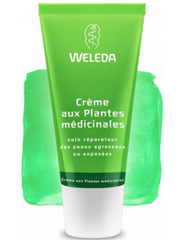 Crème aux Plantes médicinales 30 ml Weleda