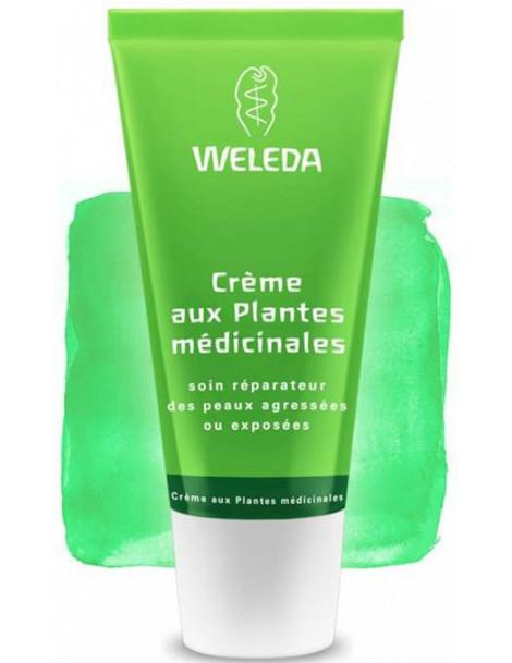 Crème aux Plantes médicinales 30 ml Weleda - creme de soin bio ABCbeauté
