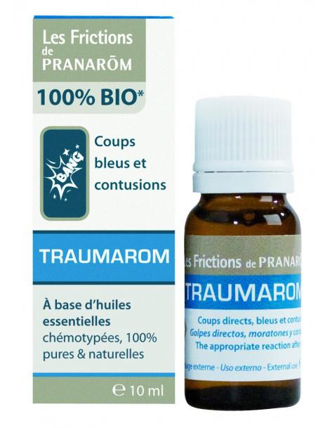 Friction Traumarom 10ml Pranarôm Pranarôm,  Premiers soins,  Hygiène,  abcBeauté.