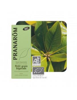 Oranger amer Petit Grain Bigarade Bio Flacon compte gouttes 10ml aromatherapie
