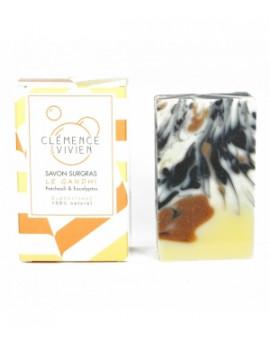 Savon à froid Le Ghandi Régénérant 100 gr Clemence et Vivien, savon relaxant naturel, abcbeauté
