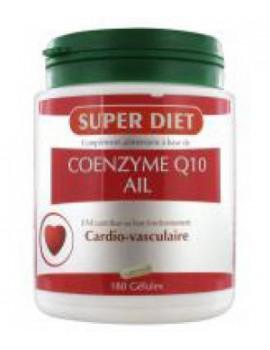 Coenzyme Q10 Ail 180 capsules Super Diet