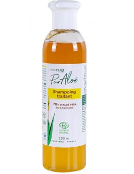 Shampooing traitant à l'Aloe Vera natif 250 ml Pur'Aloe