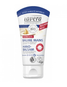 Baume SOS pour les mains 50 ml Lavera Naturkosmetik