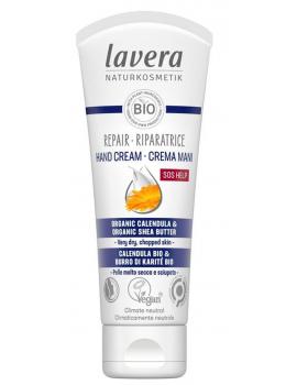 Baume SOS pour les mains 50 ml Lavera Naturkosmetik, soin urgence mains abcbeauté