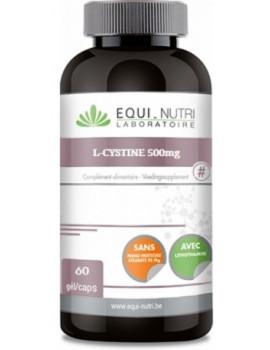 L - Cystine 500mg Equi - Nutri