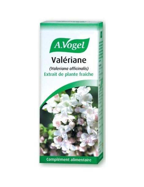 Valériane - Extrait liquide 50 ml A.Vogel abcbeauté