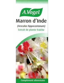Marron d'Inde 50 ml A.Vogel abcbeauté