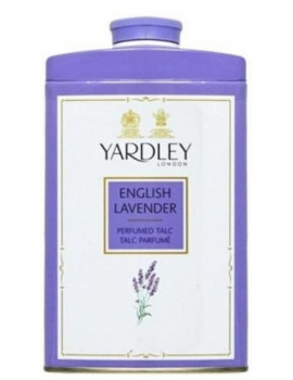 Talc English Lavender 200g Yardley