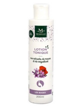 Lotion tonique 200ml Maurice Mességué abcbeauté